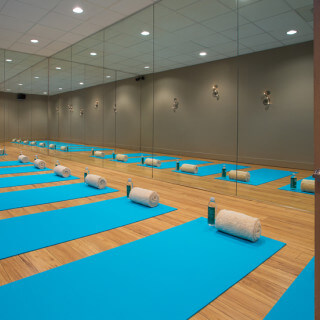 Spa Yoga Room