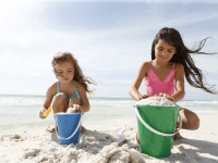 A Travel Itinerary for Youngsters at the Beach